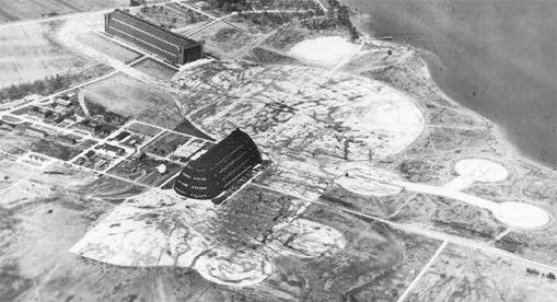 WeeksvilleAerial1944