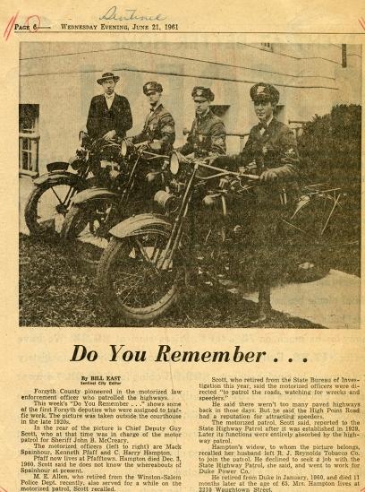 MotorcyclesLate1920s