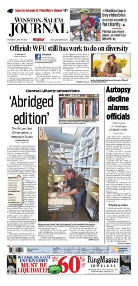 Front Page Dec 1 2014