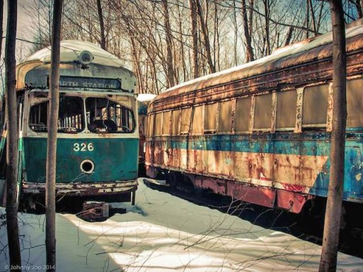 StreetcarSnow