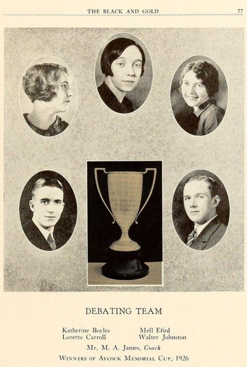 1926Debate