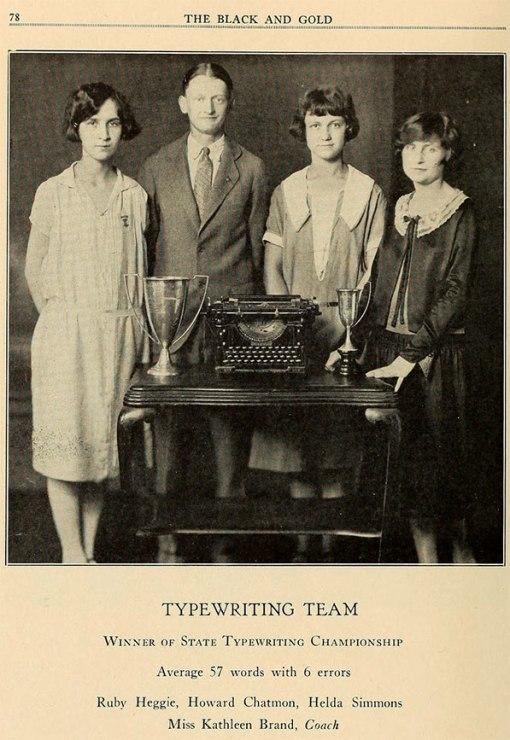 1926Typing