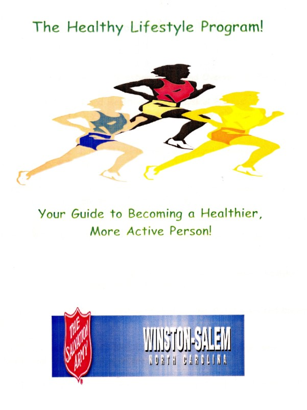 Booklet for the Healthy Lifestyles program  2005.