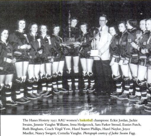 1951 champs