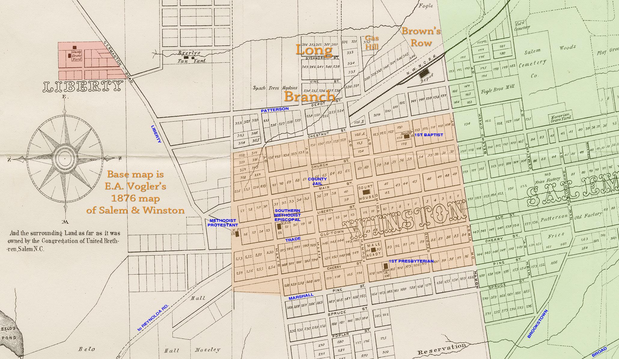 Longbranchmap