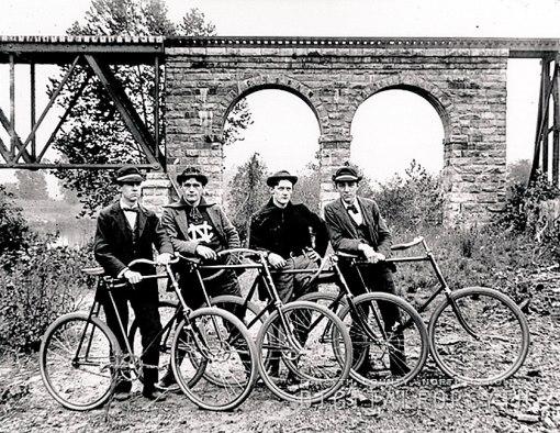BicycleTrestle