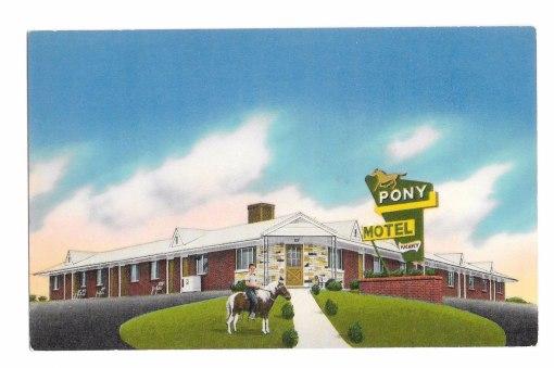 PonyMotel