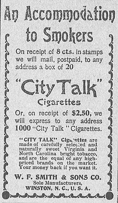 CityTalkAd