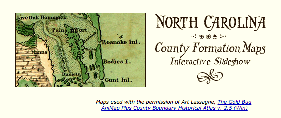 Forsyth County in the beginning… – North Carolina Collection