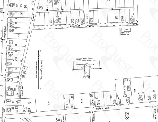 forestparkmap1928