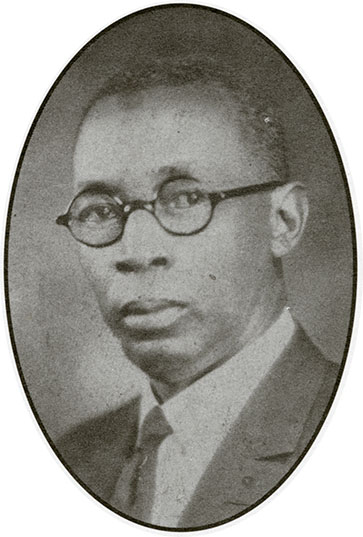 Robert Washington Brown, 1875 -1941