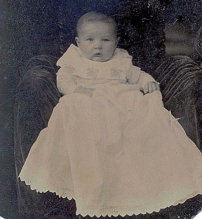 Baby Henry Burke