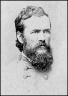Confederate General Boggs